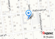 Компания «Металловит» на карте