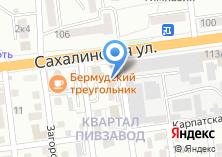Компания «Карт-Пласт» на карте
