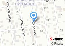 Компания «Провайдер» на карте