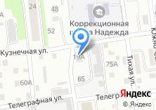 Компания «Автомастерская на Кузнечной» на карте