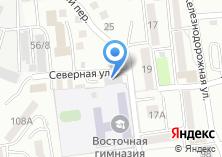 Компания «Серебряный родник» на карте