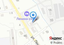 Компания «Юрич» на карте