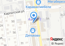 Компания «ЭСМОС» на карте