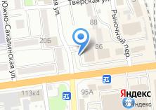 Компания «Стикс» на карте