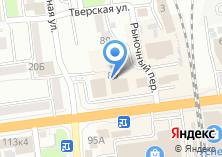 Компания «Марио» на карте