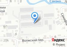 Компания «ОС-ТАТ» на карте