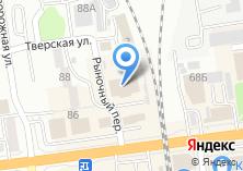 Компания «Гжель» на карте