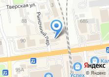Компания «Санта Барбара» на карте