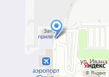 Компания «Рыбный магазин» на карте