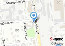 Компания «Автопокрытия» на карте