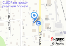 Компания «Отдел полиции Новоалександровский» на карте