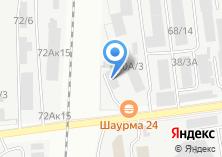 Компания «Славдон» на карте