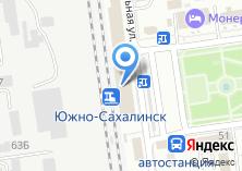Компания «Сахалинская Служба Разрешения Конфликтов» на карте