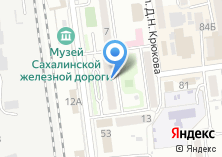 Компания «Арт-Сервис» на карте