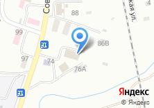 Компания «Детская школа искусств №4» на карте