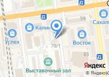 Компания «Б\У-ТИК» на карте