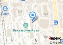 Компания «БеЗДна» на карте