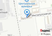Компания «СоюзТрансЛидер» на карте