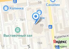 Компания «Тамерлан» на карте