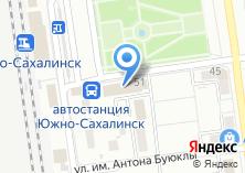 Компания «Сахалинский Логистический Центр» на карте