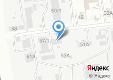 Компания «СТК Аркада» на карте
