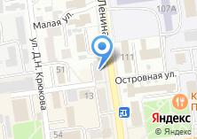Компания «TVSAKH» на карте