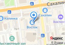 Компания «Кайот» на карте