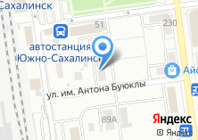 Компания «Пик» на карте