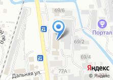 Компания «Отделение пенсионного фонда РФ по Сахалинской области» на карте
