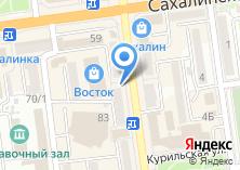 Компания «Хлеб» на карте