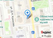 Компания «Банк ИТУРУП» на карте