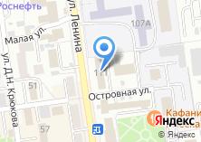 Компания «ИРОСО» на карте