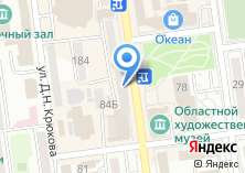 Компания «Одежда и аксессуары» на карте