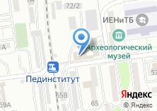 Компания «Сахалин-СМ» на карте