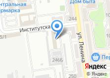 Компания «Инфамед» на карте