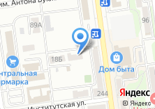 Компания «Вольные музыканты» на карте