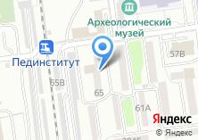 Компания «Трансстрой-Сахалин» на карте