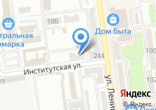Компания «Сахалинская областная нотариальная палата» на карте