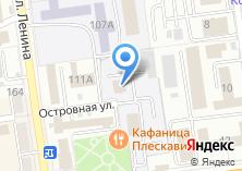 Компания «Специальный батальон ДПС ГИБДД оперативного реагирования УМВД России по Сахалинской области» на карте