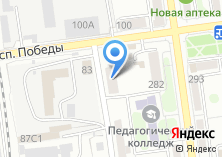 Компания «КВАРТЕТ» на карте