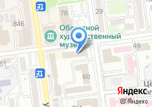 Компания «Управление МВД России по г. Южно-Сахалинску» на карте