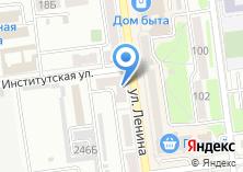 Компания «Бабушкин Комод» на карте