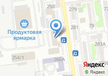 Компания «Инженерно-консультативный центр ТЕХИНКОМ» на карте