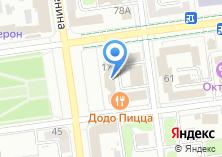 Компания «Финансовое управление» на карте