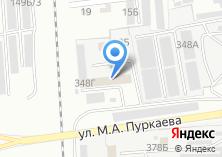 Компания «Мустанг Сервис» на карте
