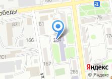 Компания «Южно-Сахалинский педагогический колледж» на карте