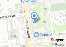 Компания «Attirance» на карте