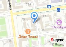 Компания «САТЕЛЛИТ - Сервис» на карте