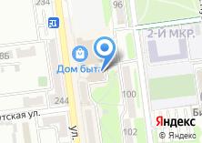 Компания «Престиж Сахалин» на карте