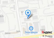 Компания «KAMAZ» на карте